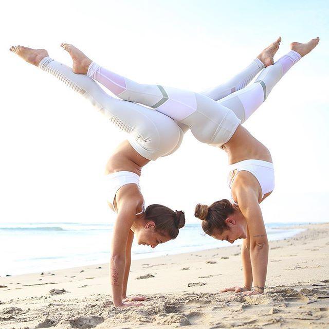 7 Benefits Of Partner Yoga Fluff Magazine