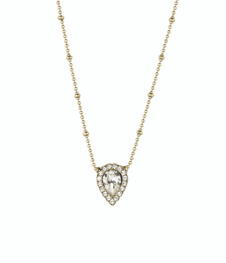 Vintage Inspired Jewelry    Jamie Necklace, Available at Loren Hope , $78.00