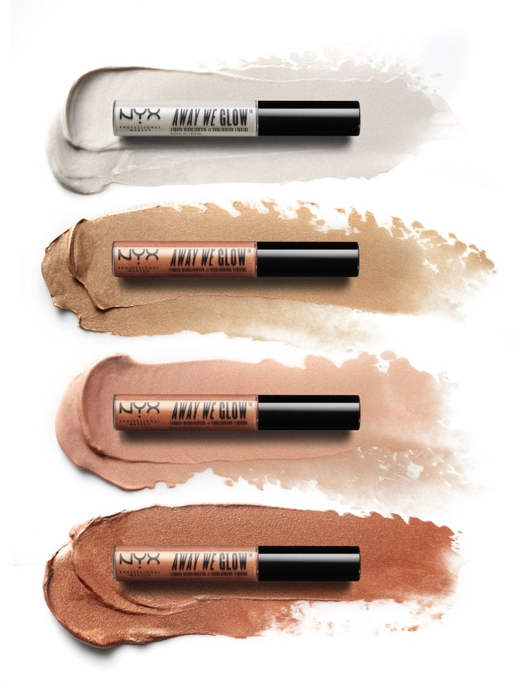 NYX Professional Makeup Away We Glow Liquid Highlighter