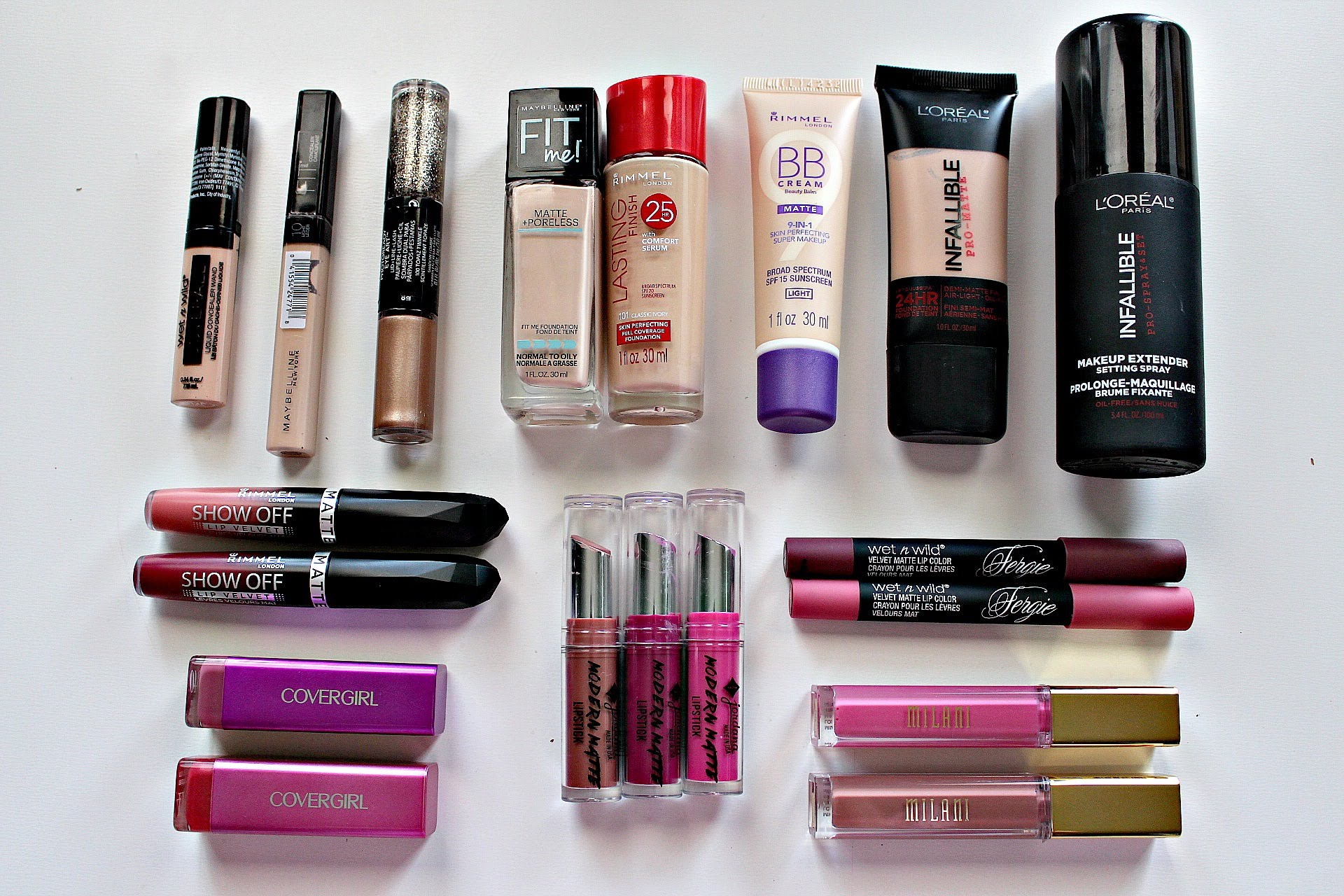 The Best Makeup Brands At Your Local Drugstore Fluff Magazine
