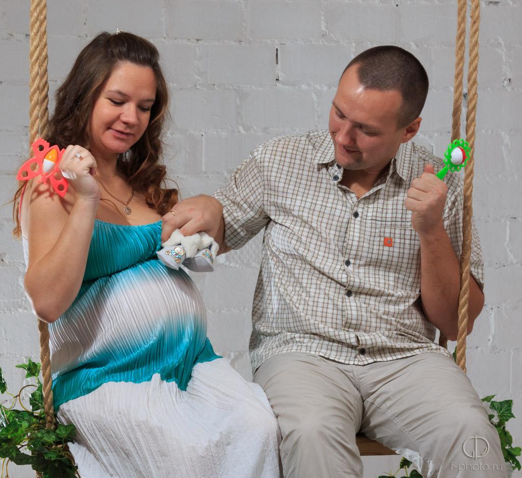 Фотосессии беременности в СПб
