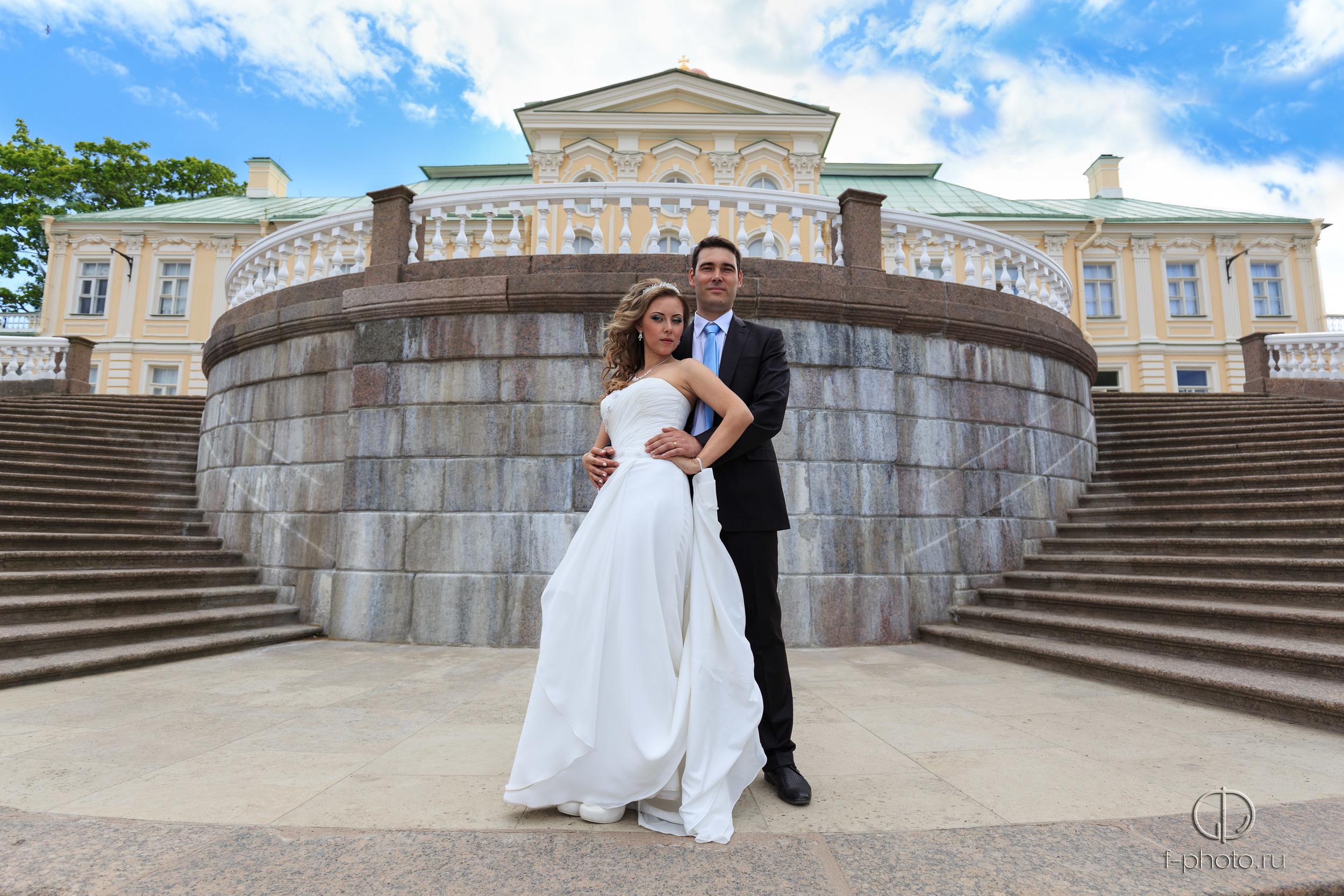 Свадьба в Ломоносове (фото)