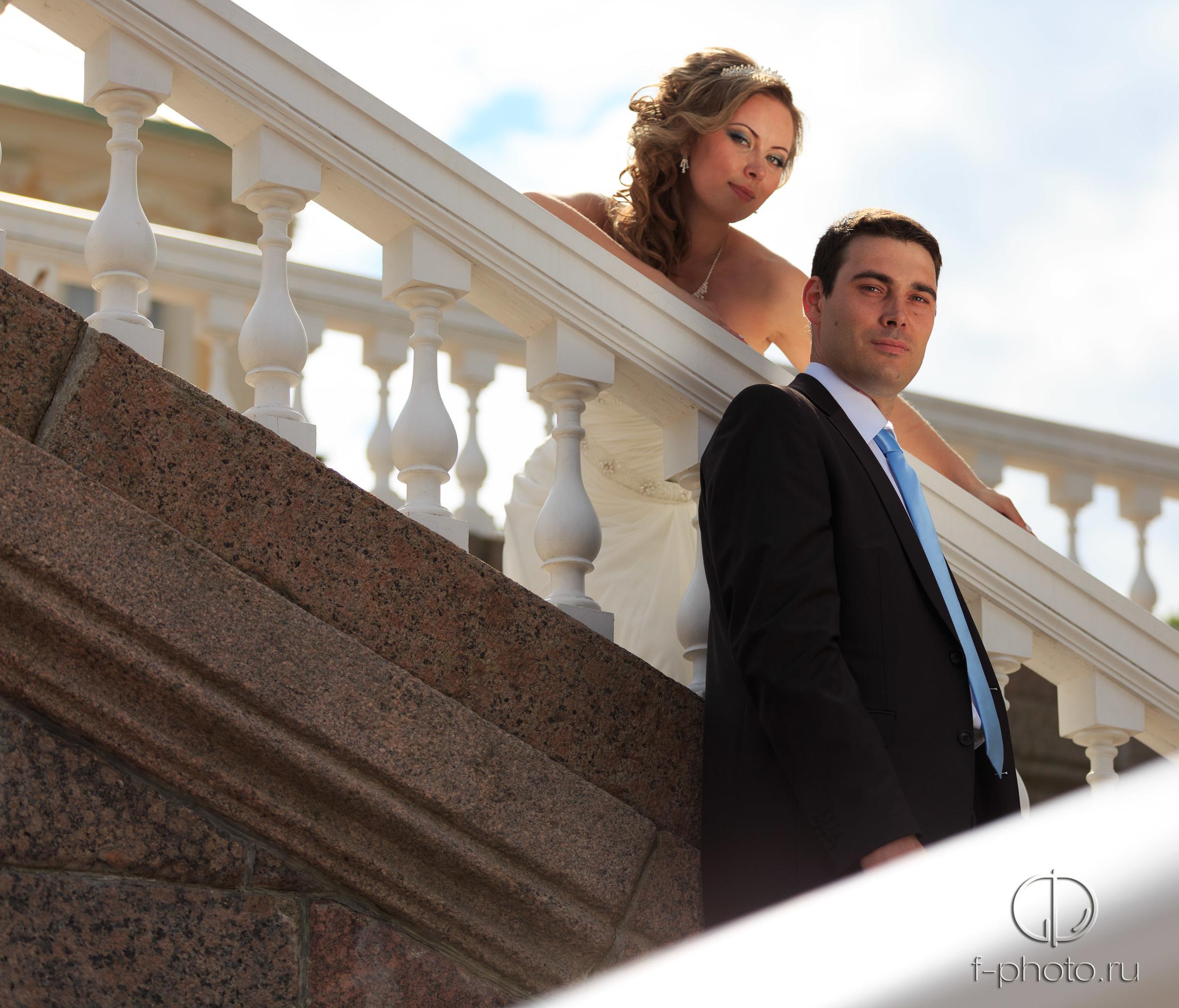 Свадьба в Ломоносове
