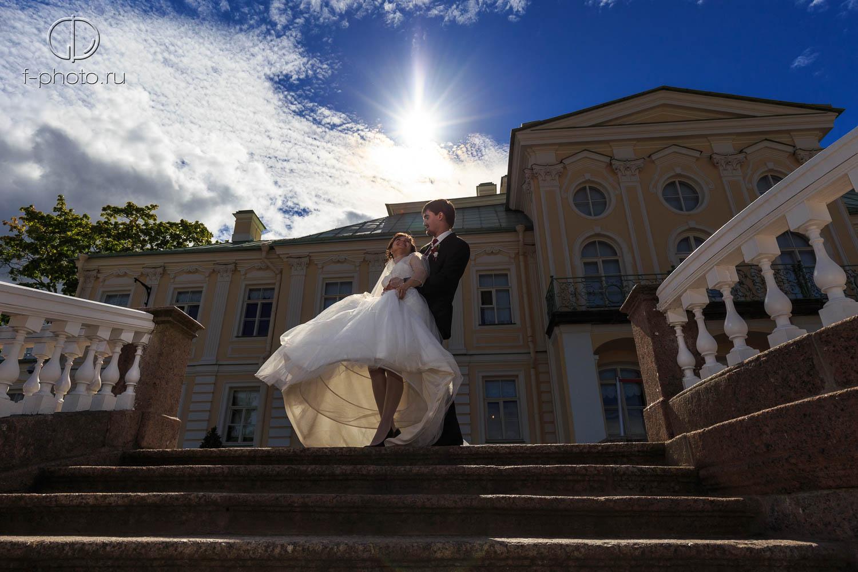 Яркие эмоции свадебного дня