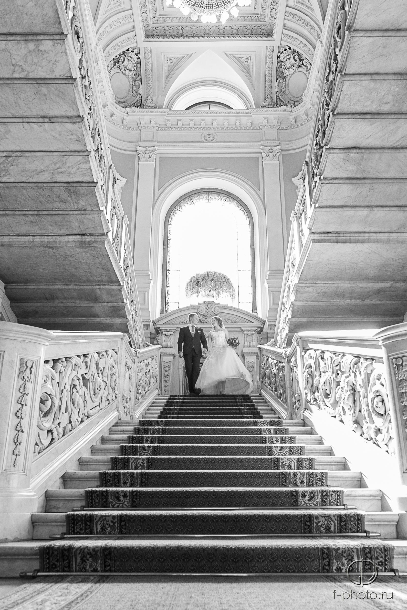 Свадебные фотографии Виктории и Па