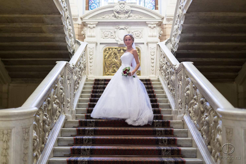 Дворец бракосочетания № 1 на Англи