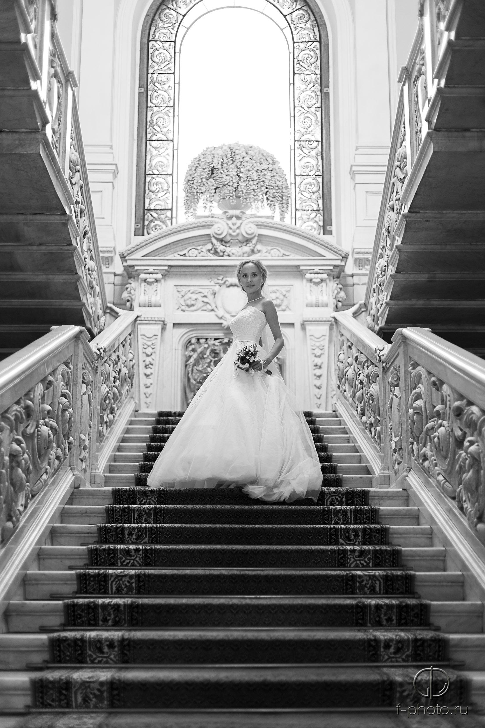 Свадебные фотографии Ольги и Дмитр