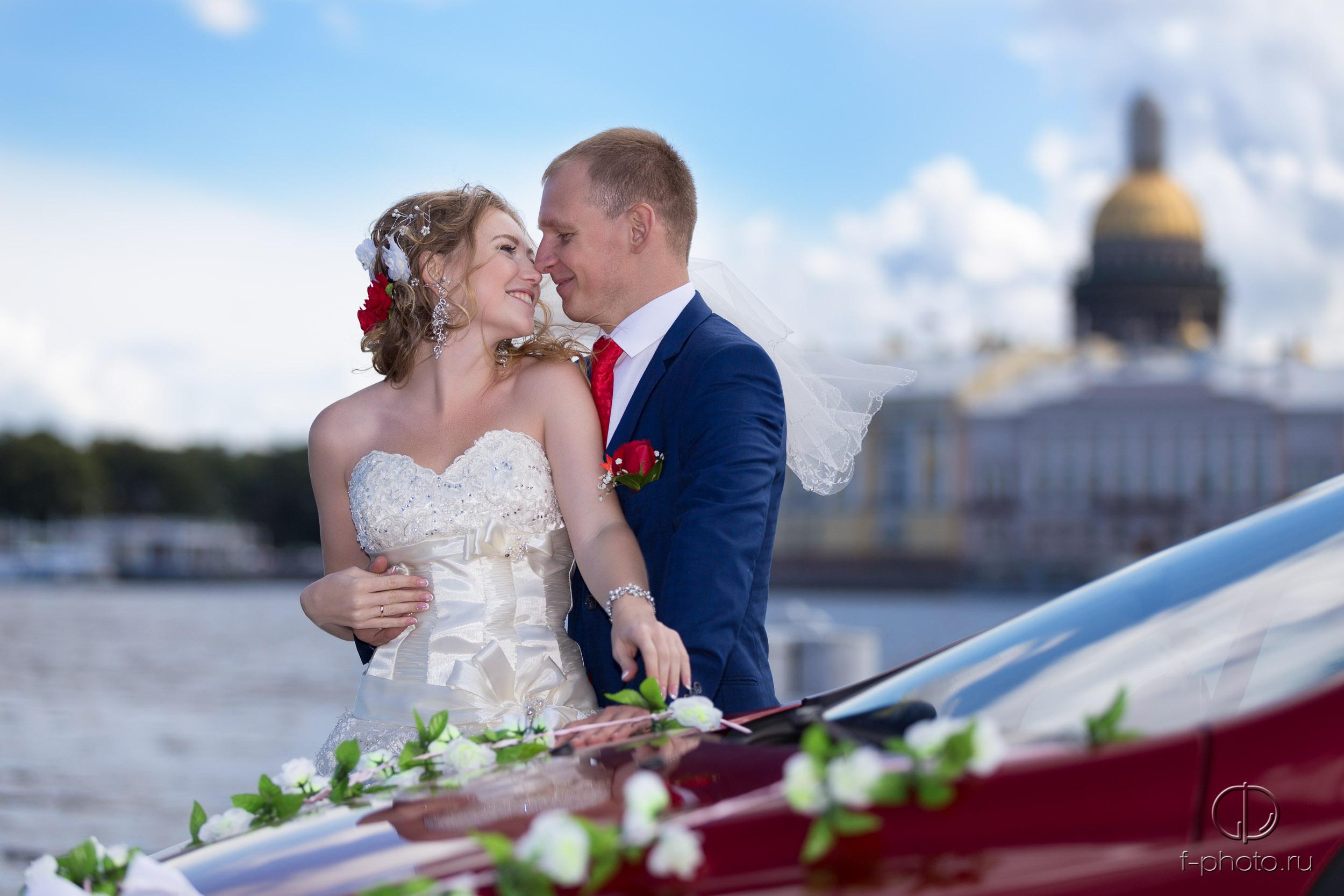 Лучшие свадебные фотографии СПб