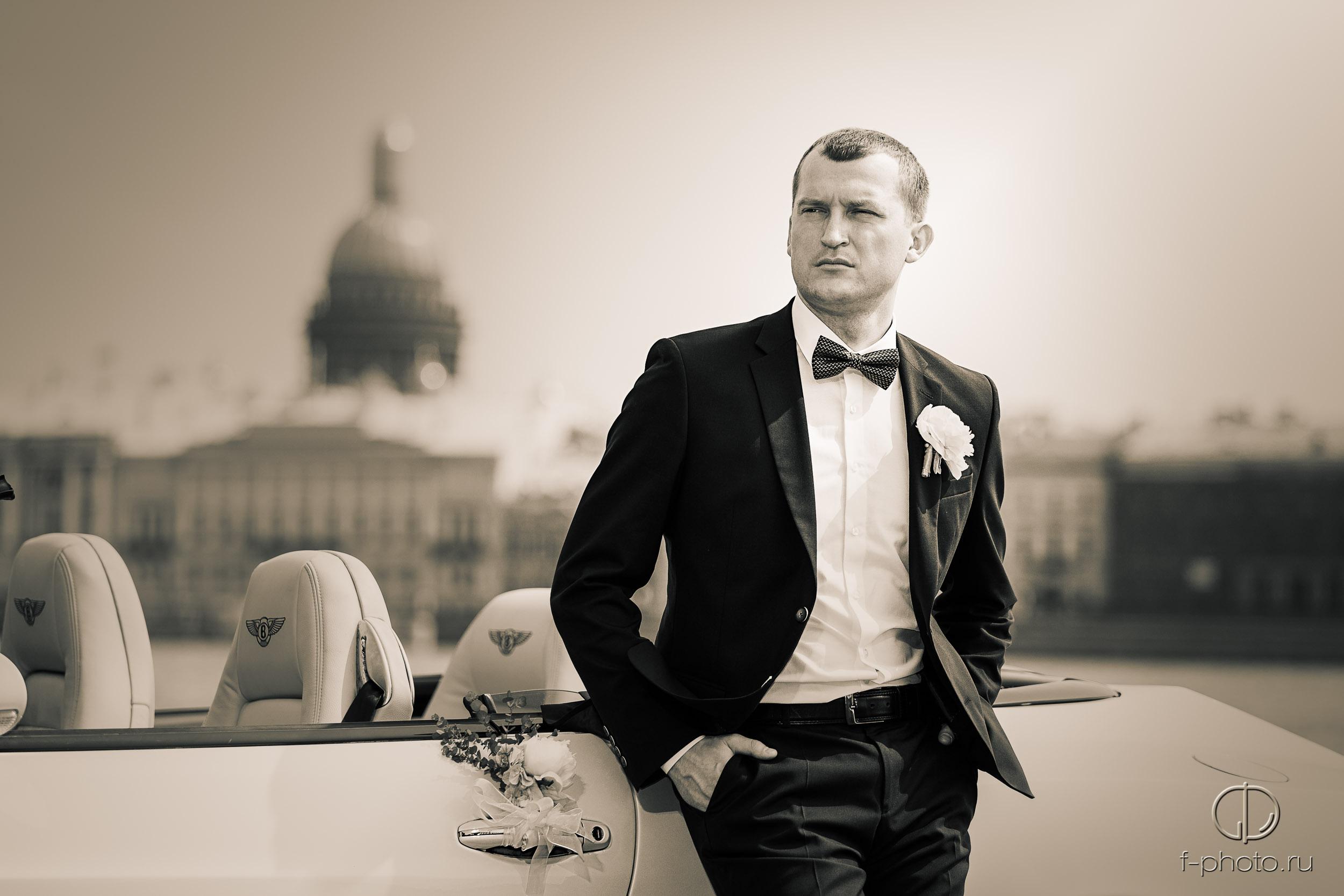 Лучшие свадебные фотографии Санкт-
