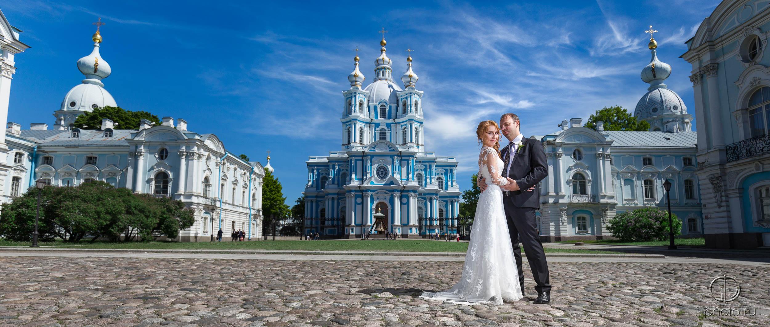 Copy of Свадебный фотограф Питер