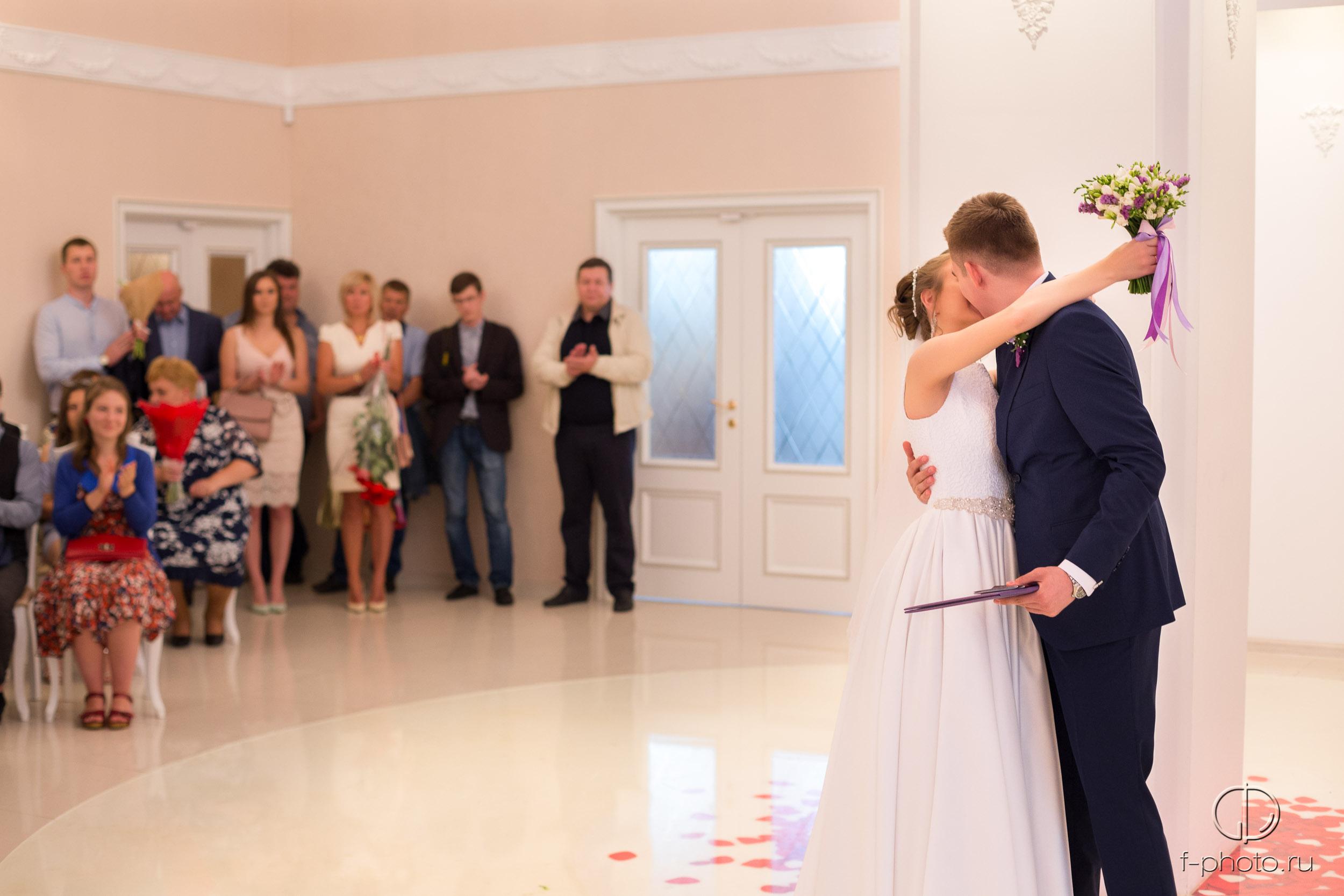 Свадебные фотографии Анны и Дмитри