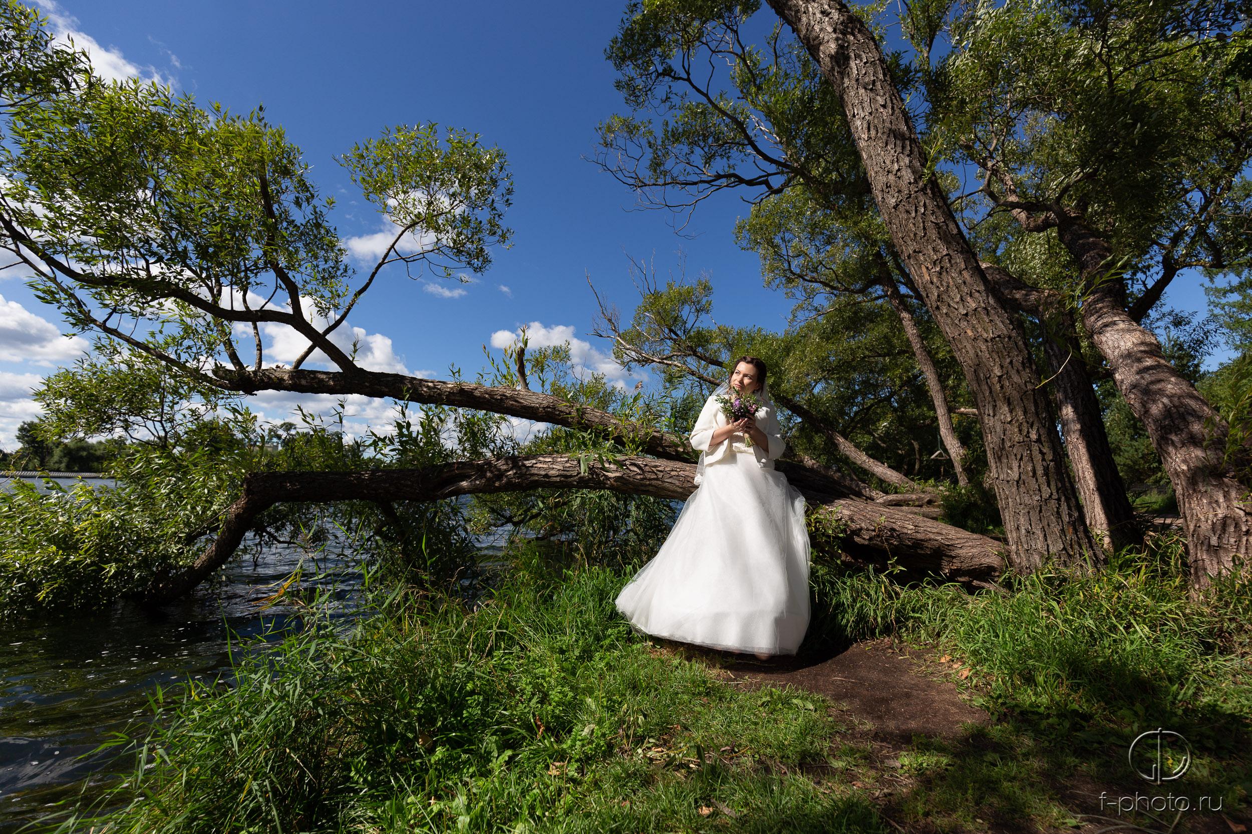 Прогулка невесты