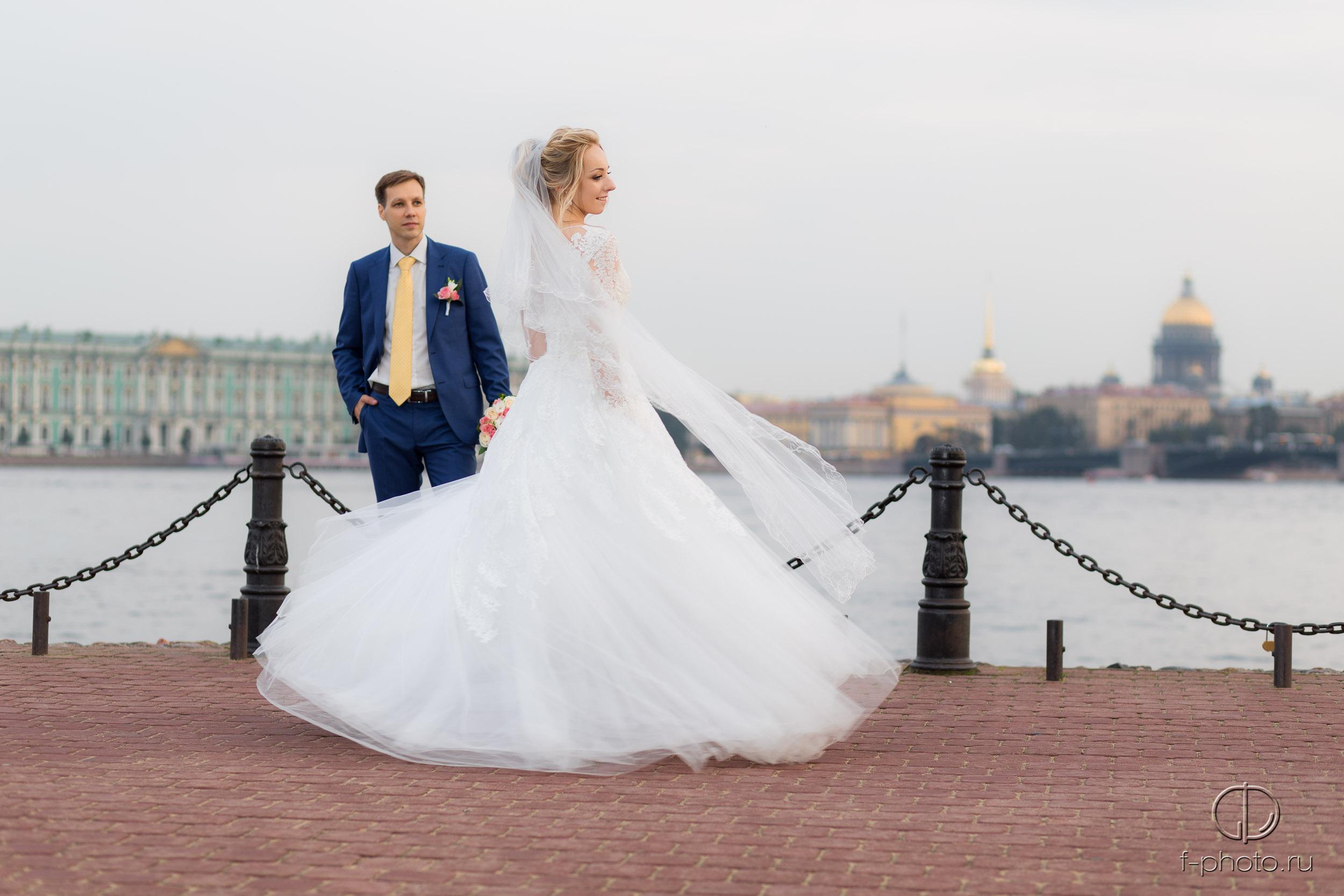 Красивое свадебное платье СПб