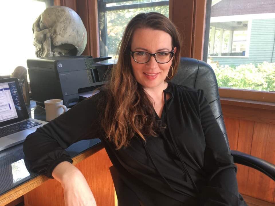 Vanessa Baker, Founder Fast Forward Marketing