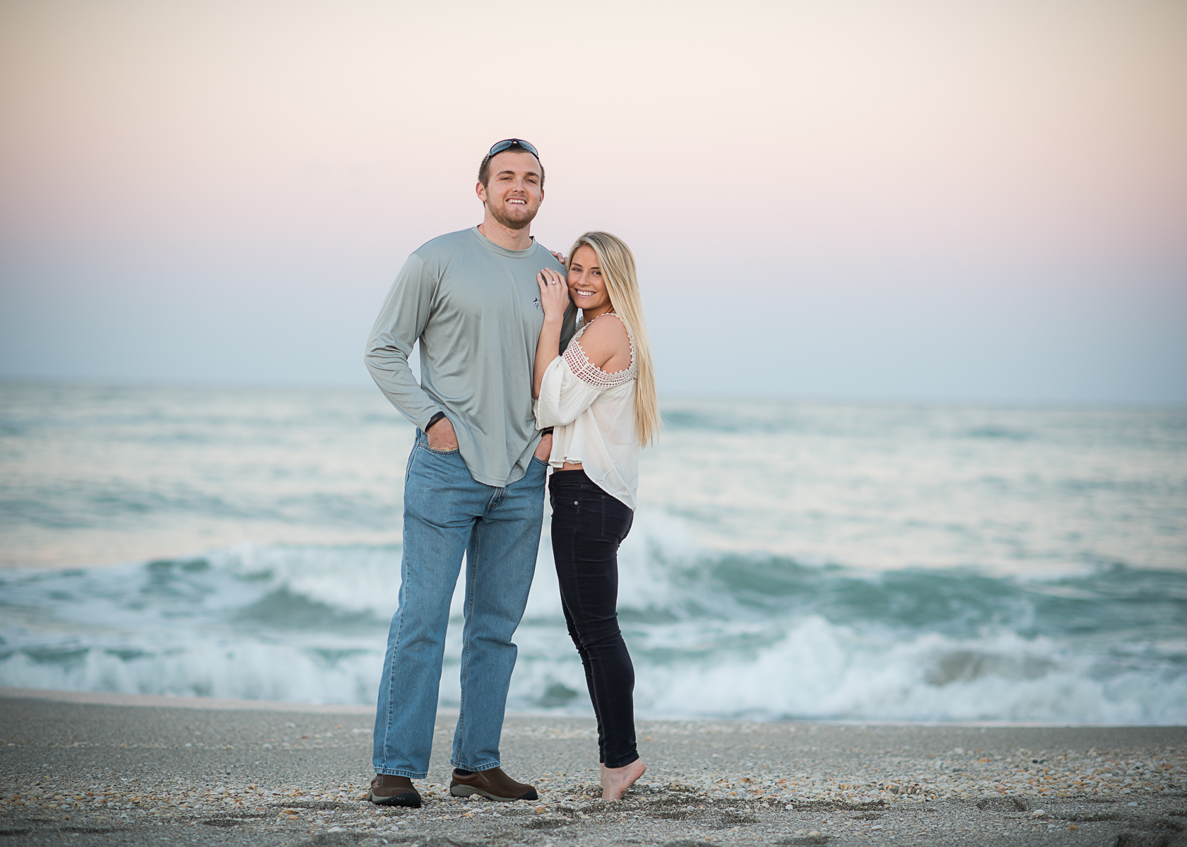 Julianne & Billy | Engagement Session | Jupiter, Florida Proposal5.jpg
