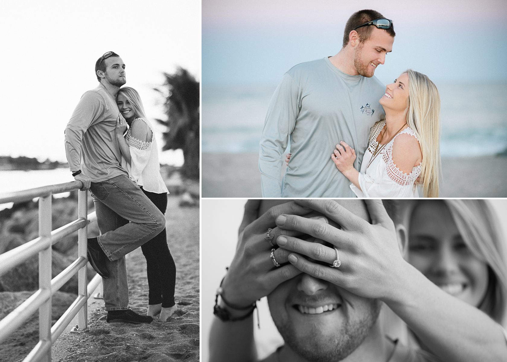 Julianne & Billy | Engagement Session | Jupiter, Florida Proposal7.jpg
