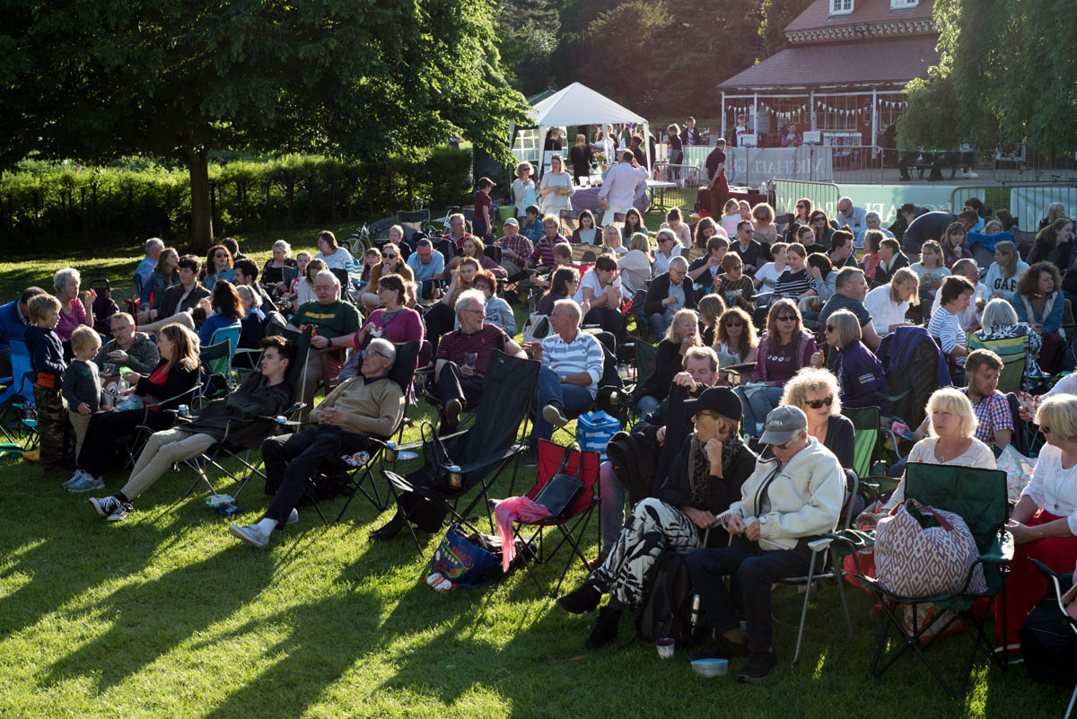 Theatre at the Park  - Open-air theatre events in summer 2017