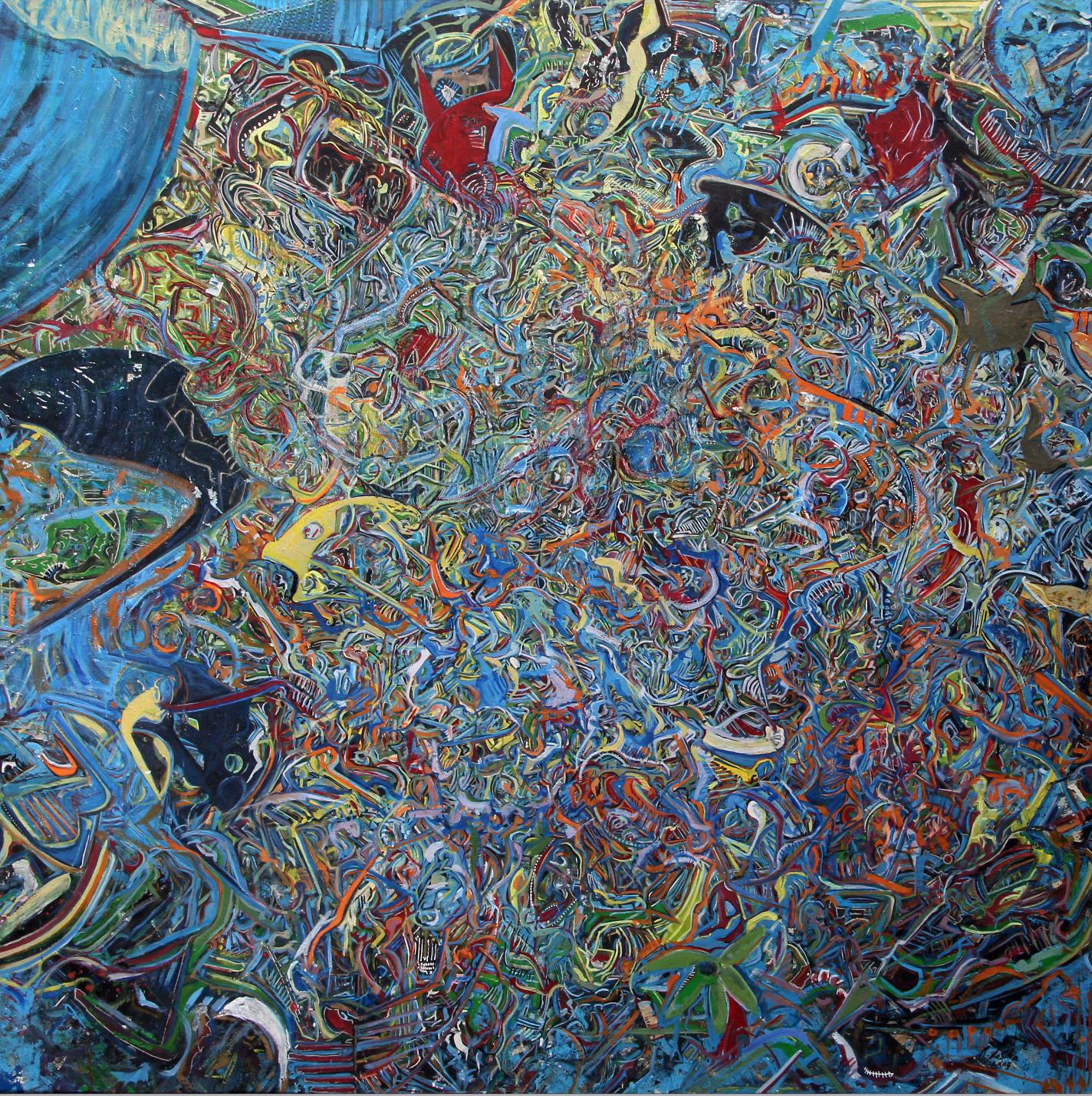 Untitled by Raoul Olawale Da Silva