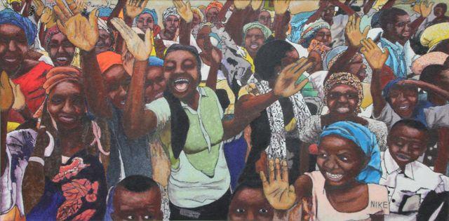 Celebration by Nike Okundaye