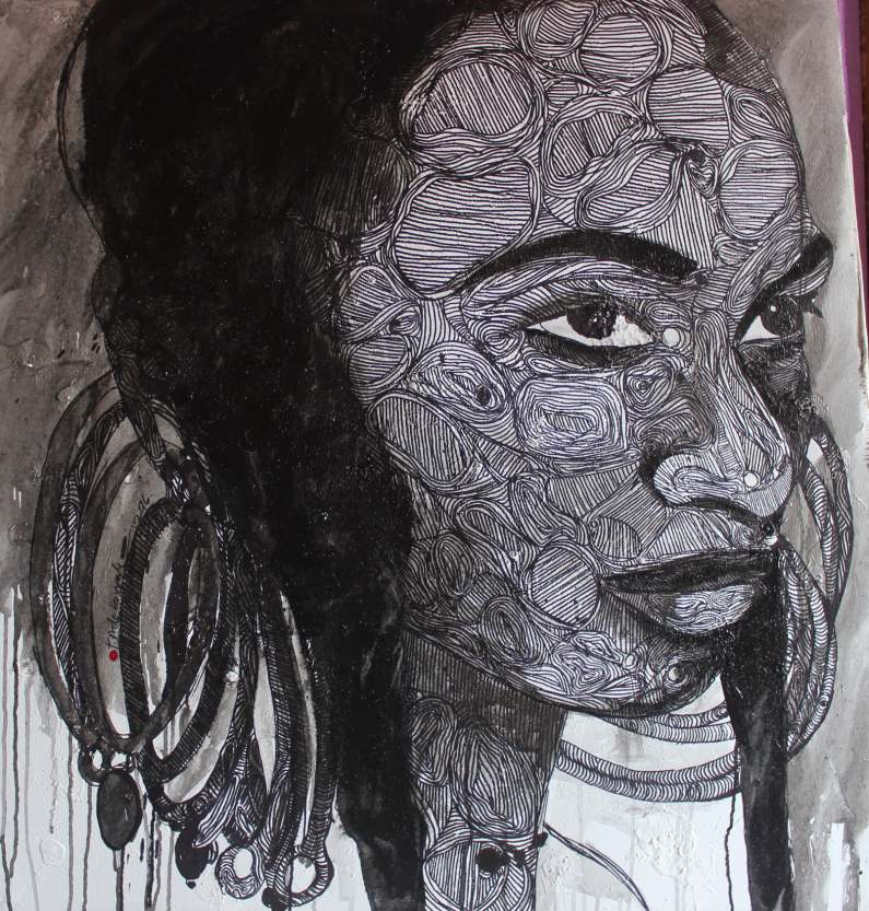 The Stare by Tyna Adebowale
