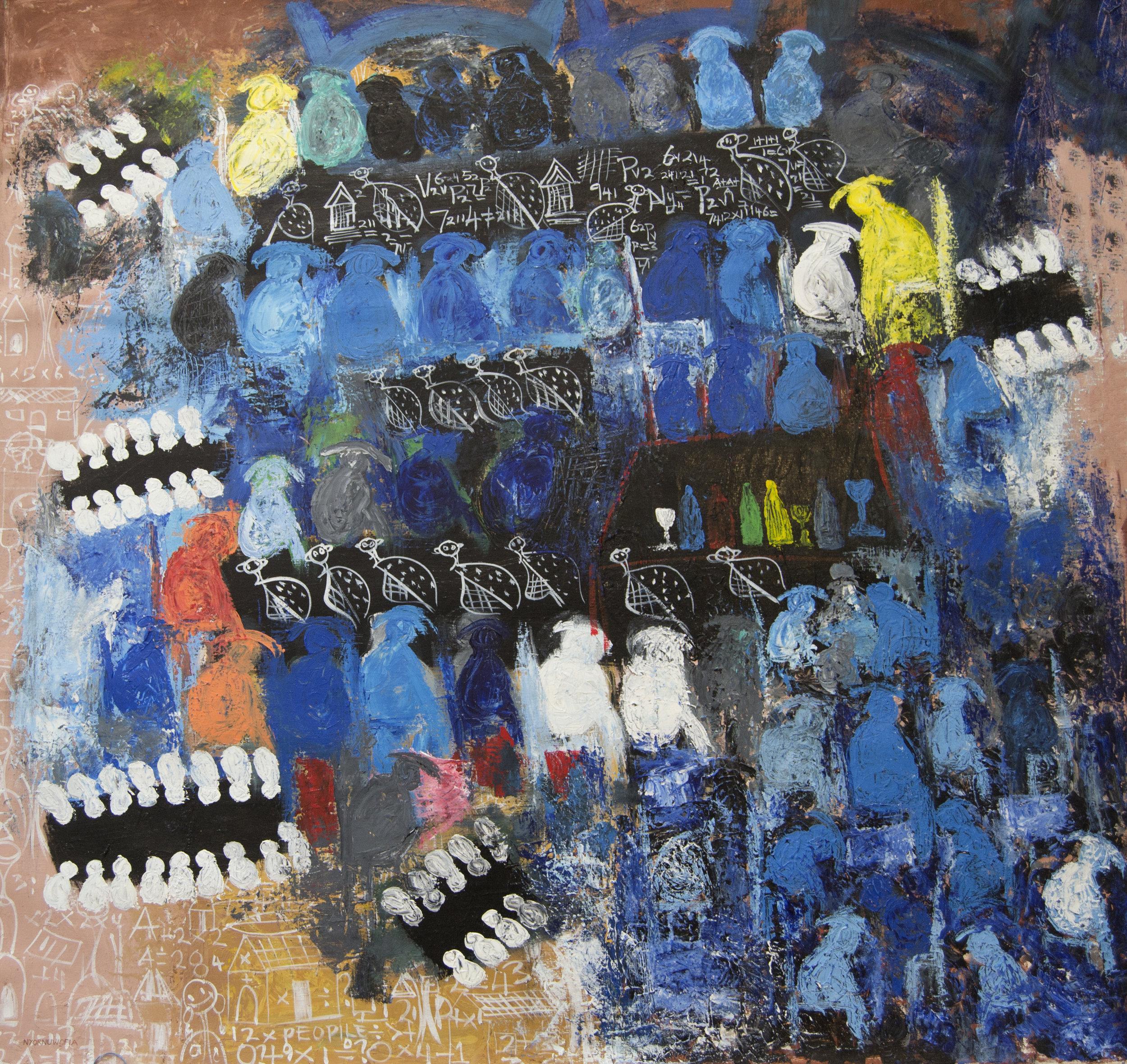 Collective Consciousness by Nyornuwofia Agorsor