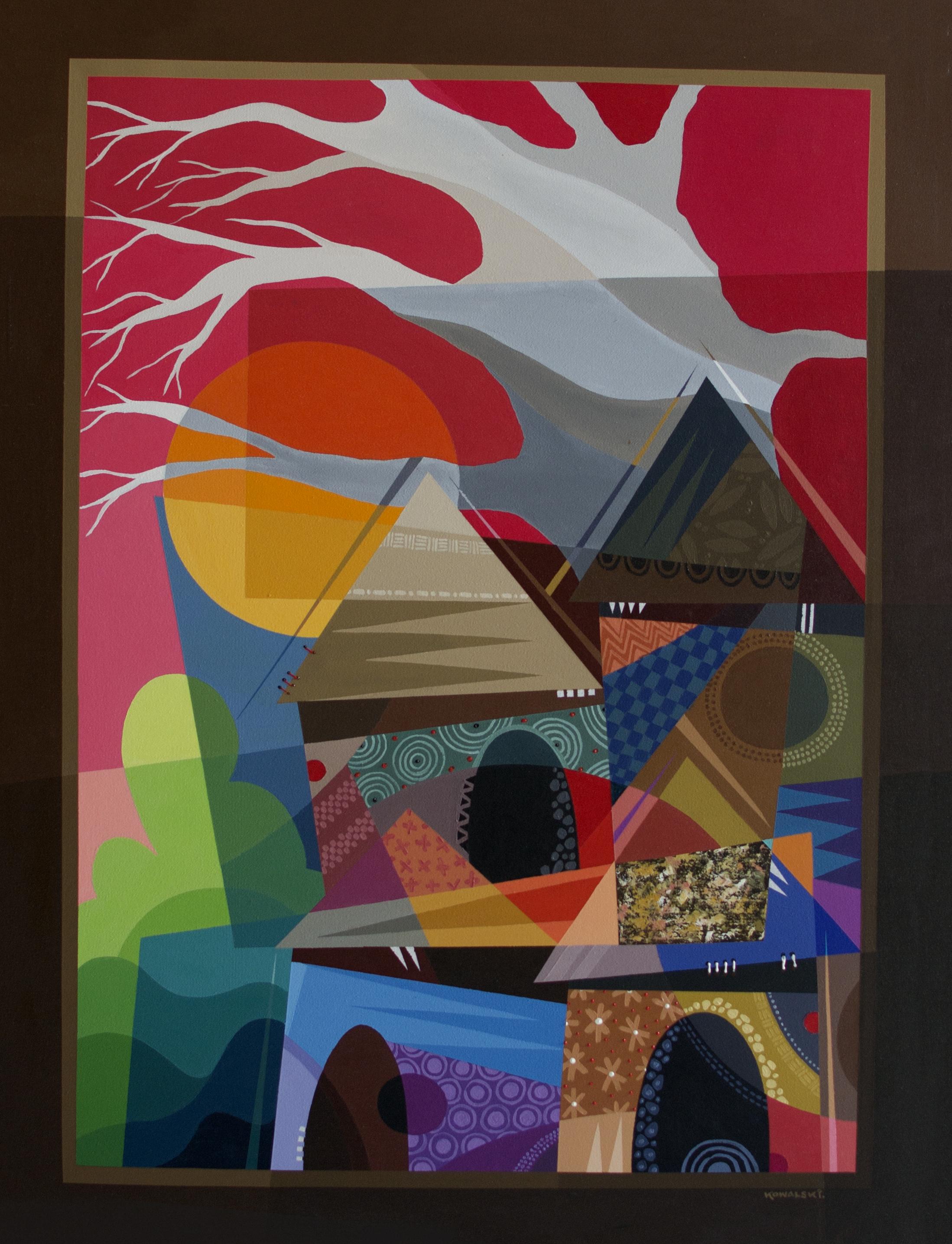 Unyielding Splendour by Nicholas Kowalski