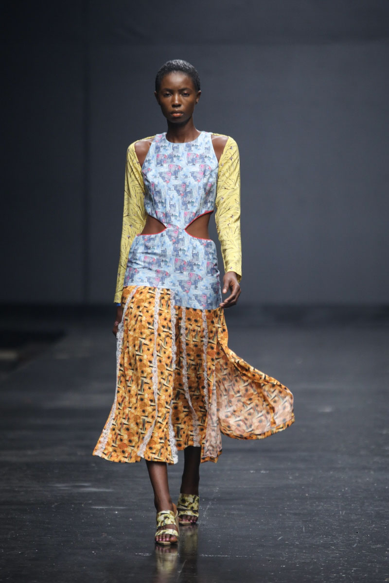 FLORAL MASH UP - LISA FOLAWIYOSure, you could mix and match floral patterns on your own, but this 2019 trend does the work for you. You need look no further than our very own print mixologist Lisa Folawiyo to absolutely nail this look.