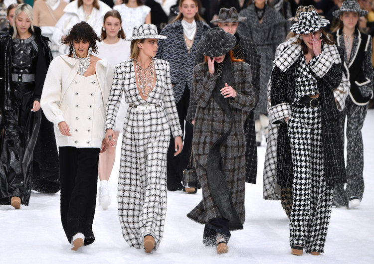 CHANEL FALL-WINTER 2019/20