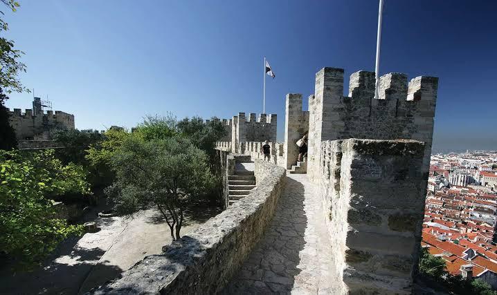Castelo de Sao Jorge. Photo Credit: visitlisboa.com