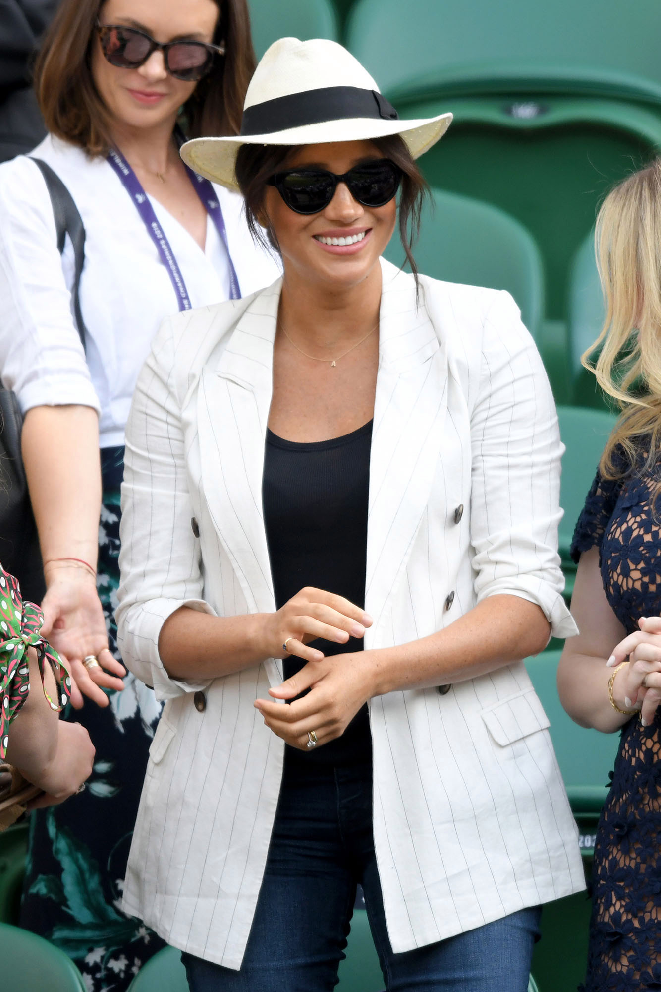 Meghan, Duchess of Sussex. Photo Source: Page Six.