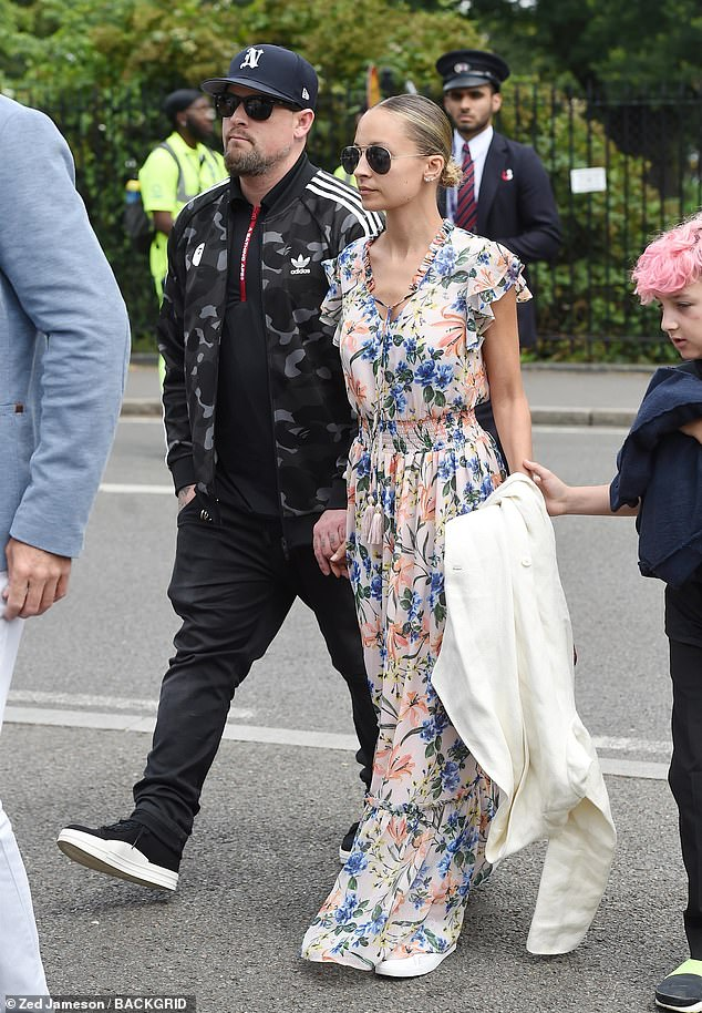 Nicole Richie. Photo Credit: Daily Mail