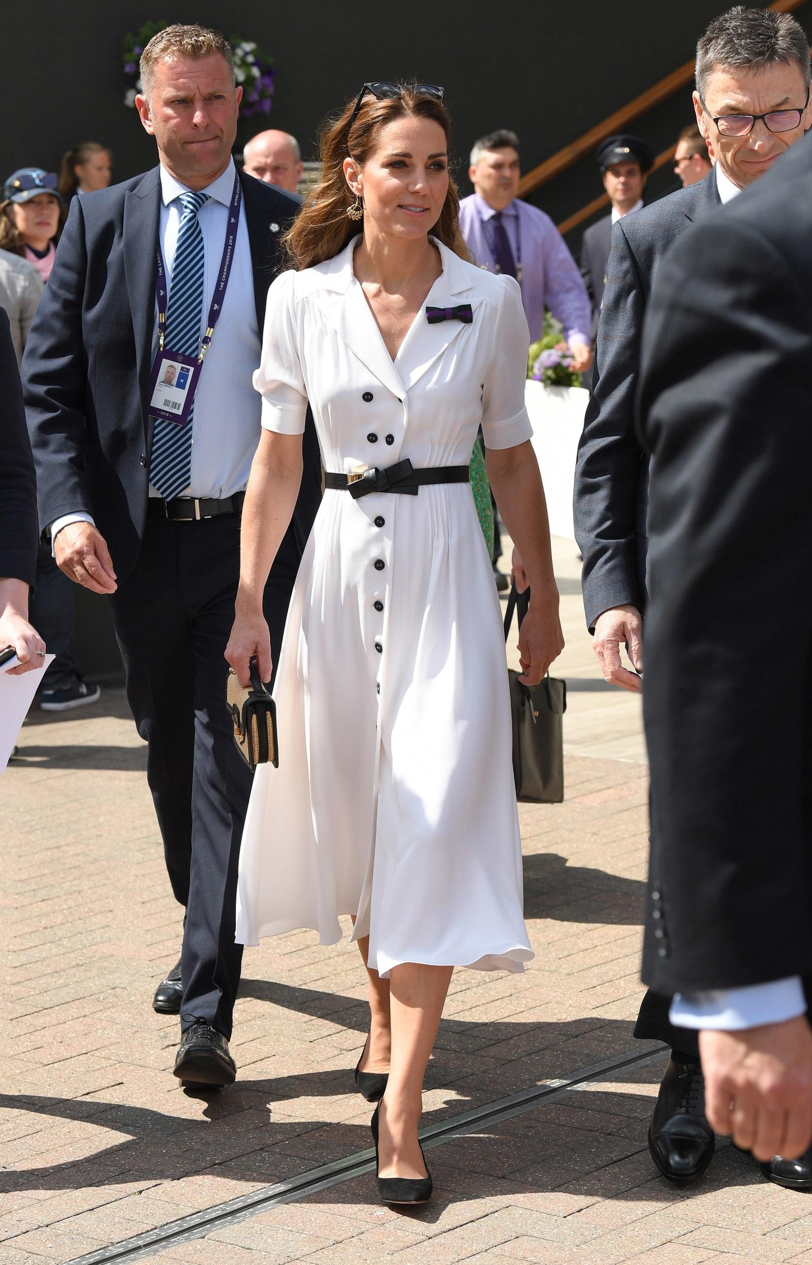 Kate Middleton. Photo Source: Vogue