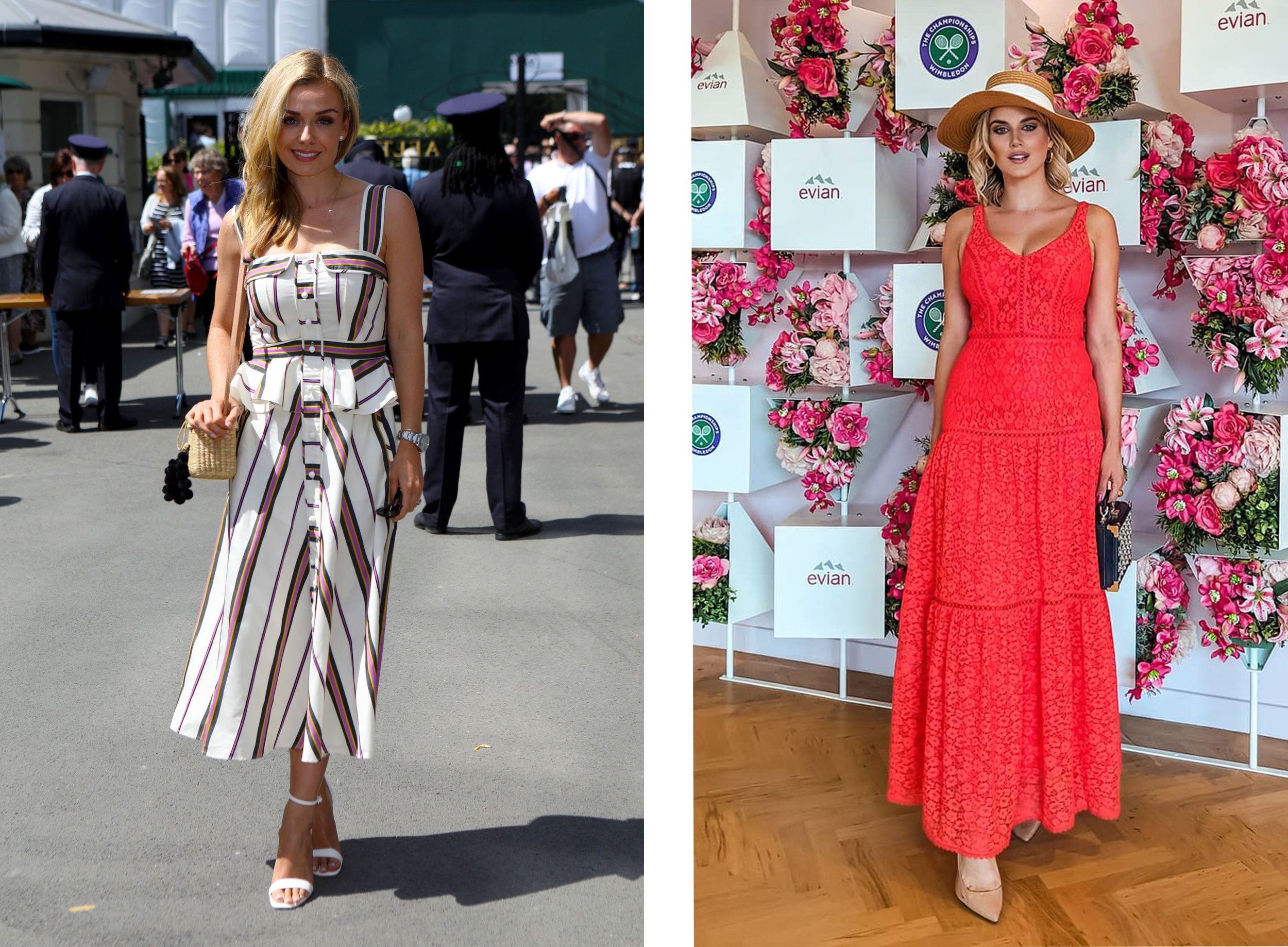 Katherine Jenkins. Photo Source: The Independent. Ashley James. Photo Source: Daily Mail