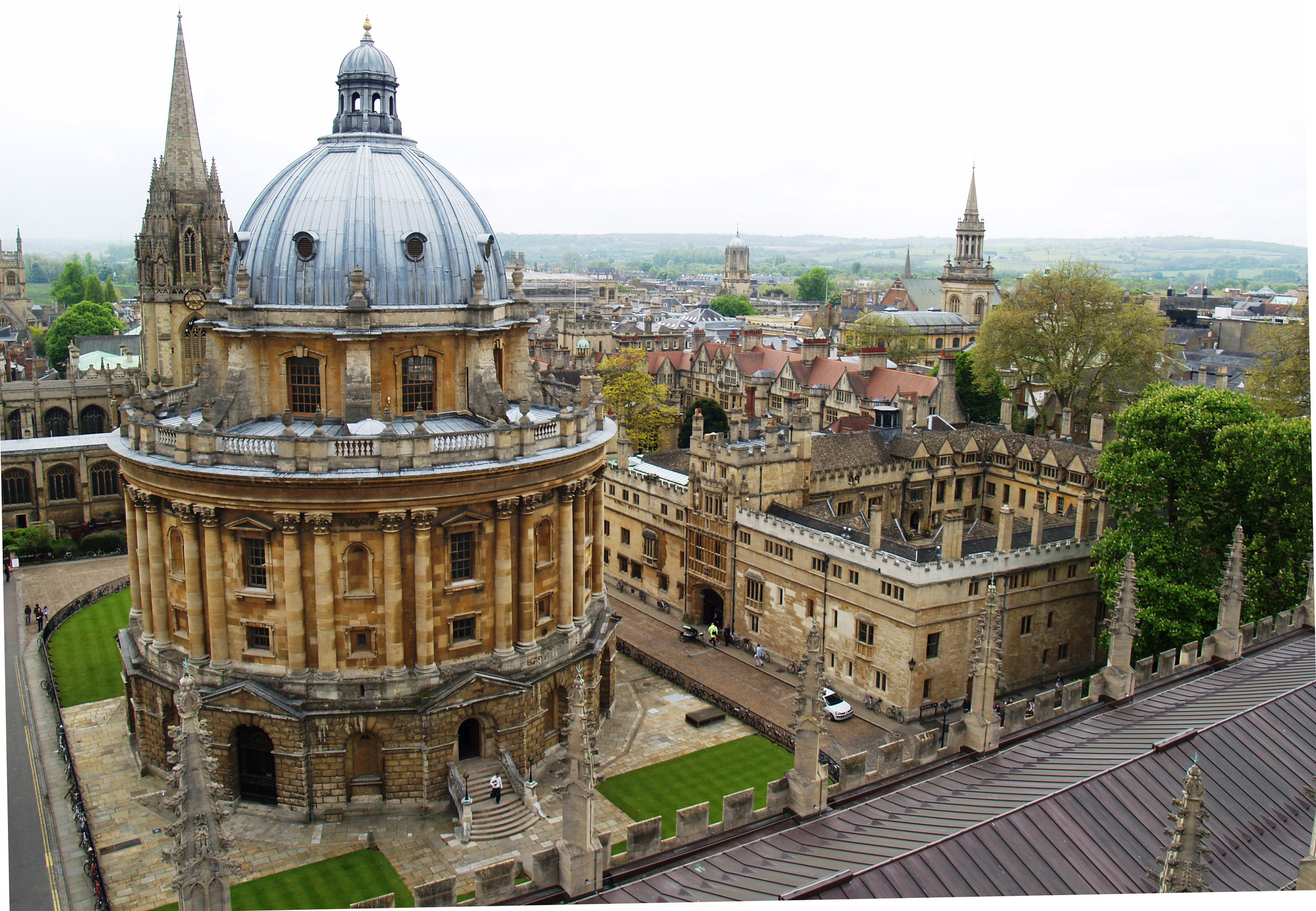 Bodleian Library and Divinity School. Photo Credit: Bodleian Libraries Blogs.
