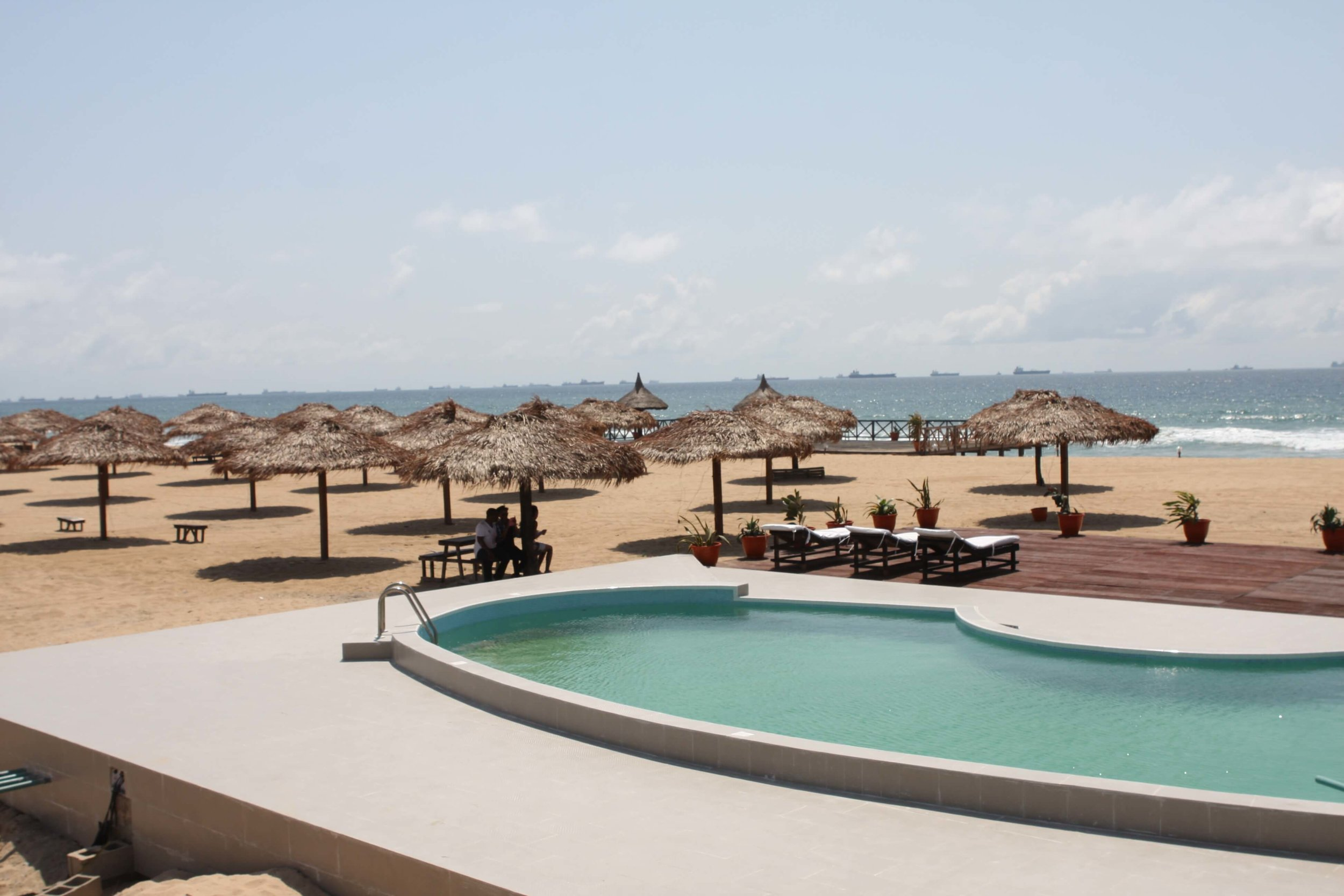 Inagbe Grand Resorts, Photo Credit: The Eagle Online.