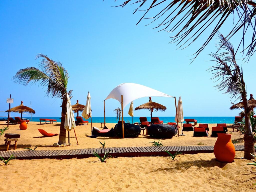 Lome, Togo. Photo Source: Booking.com.
