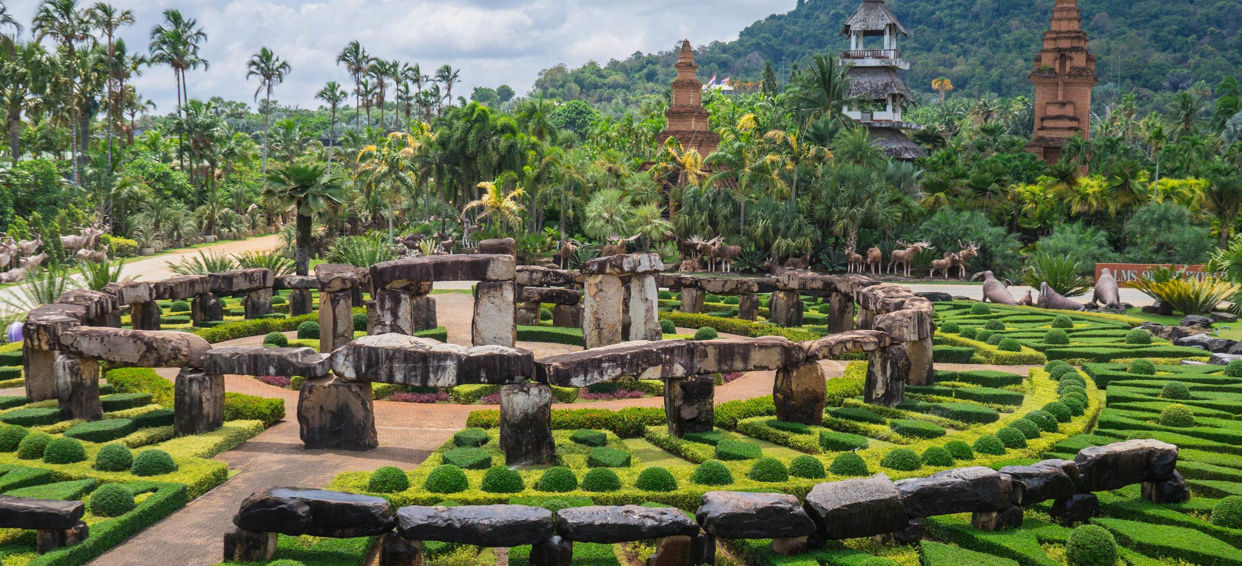 Nong Nooch tropical garden. Source: noonnochtropicalgarden.com