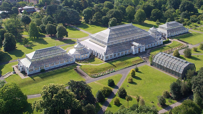 The Temperate House Kew Gardens. Credit: secretldn.com