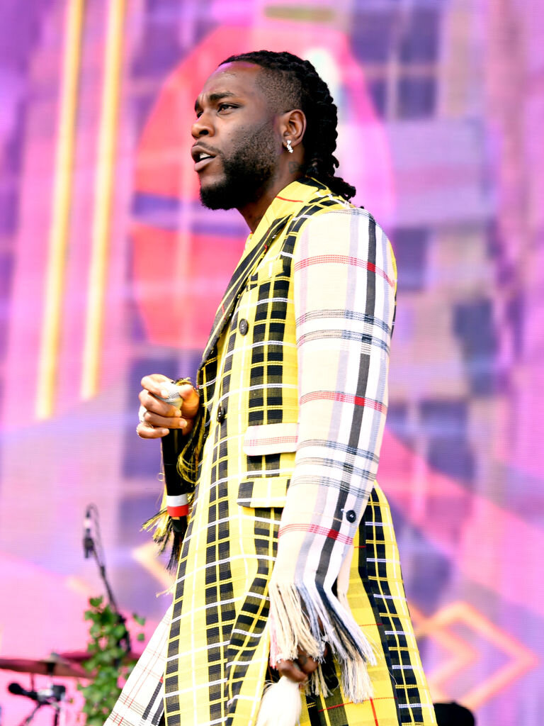 Burna Boy. Photo Source: Getty Images