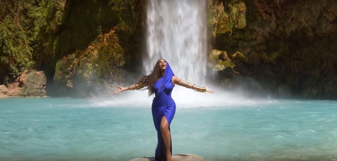 Beyonce. Photo Source: NativeMag