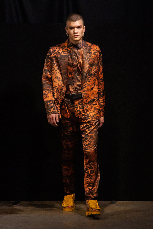 Tokyo James SS20. Photo Source: Fashion Week Online