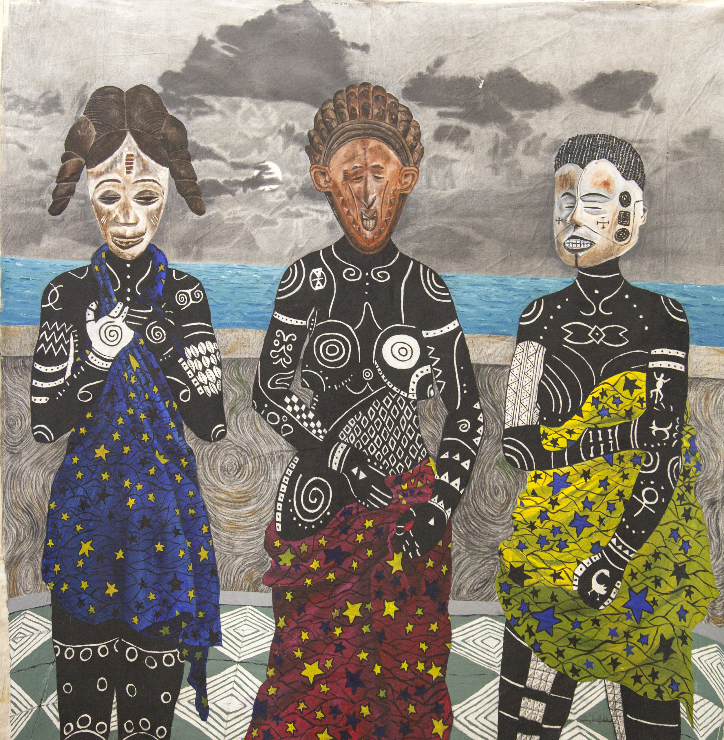 Three Maidens (2019)