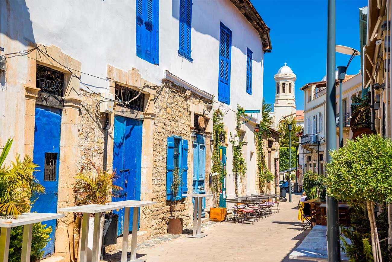 Old Town Limassol, Cyprus. Photo Source: Scenic Travel
