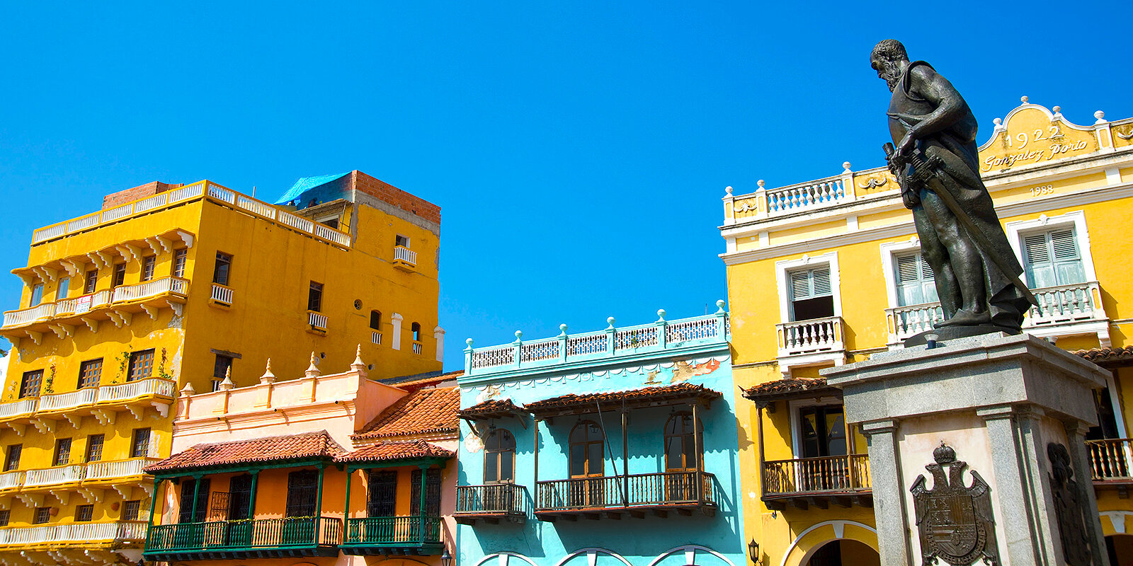 Cartagena, Colombia. Photo Source: Holland America