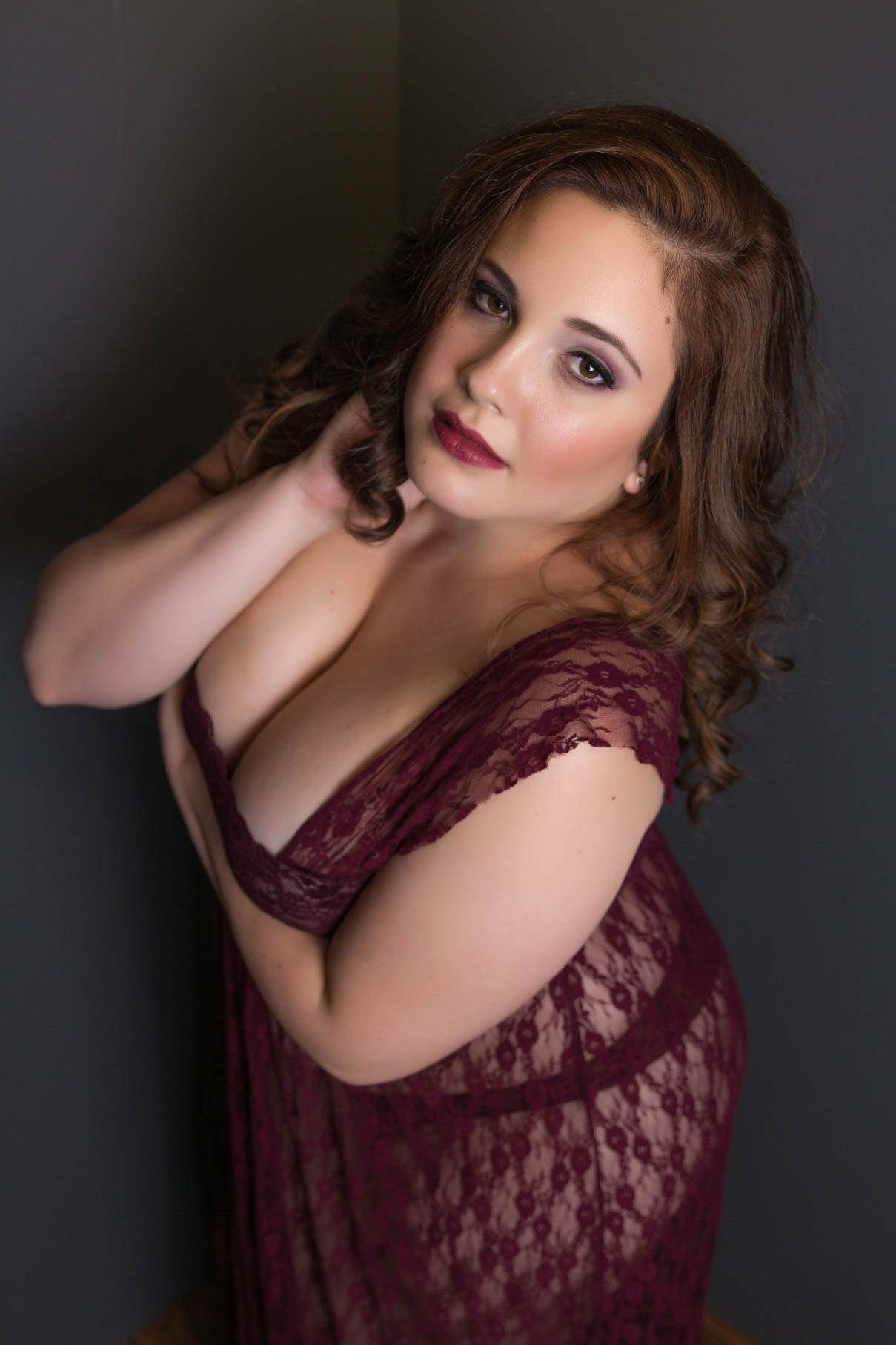 boudoir dress