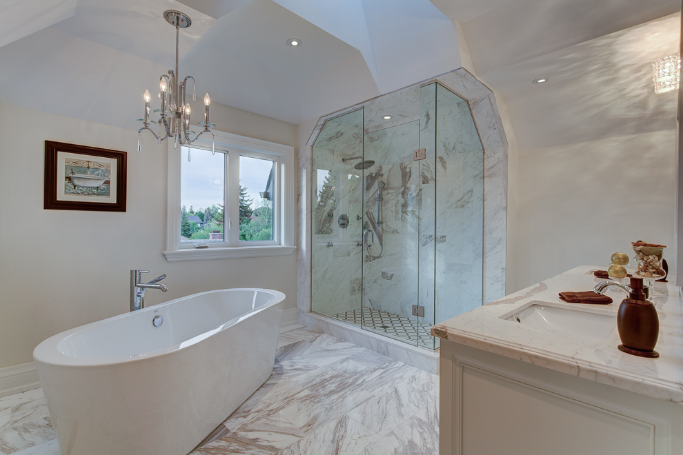 Master Ensuite - custom home