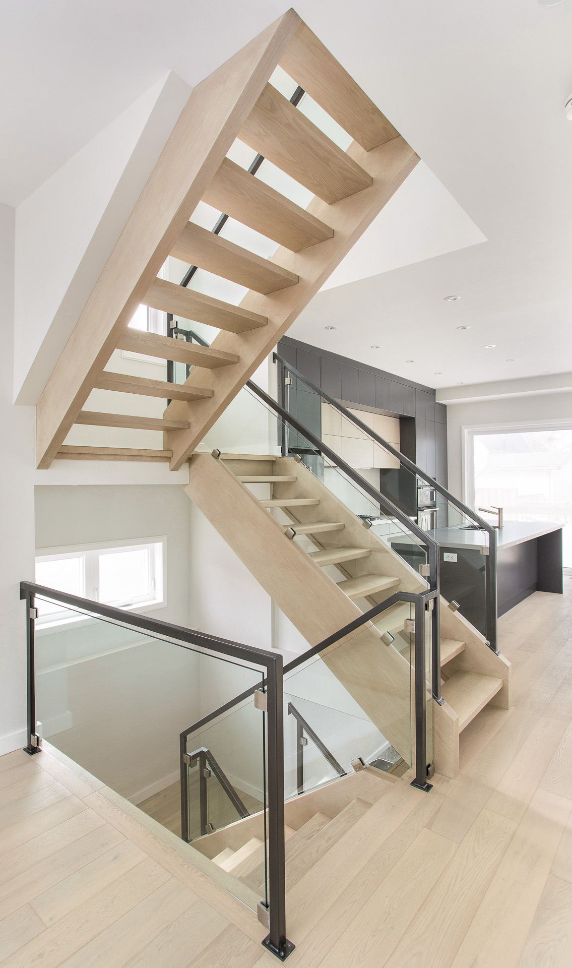 Modern Custom Home Interior - Etobicoke