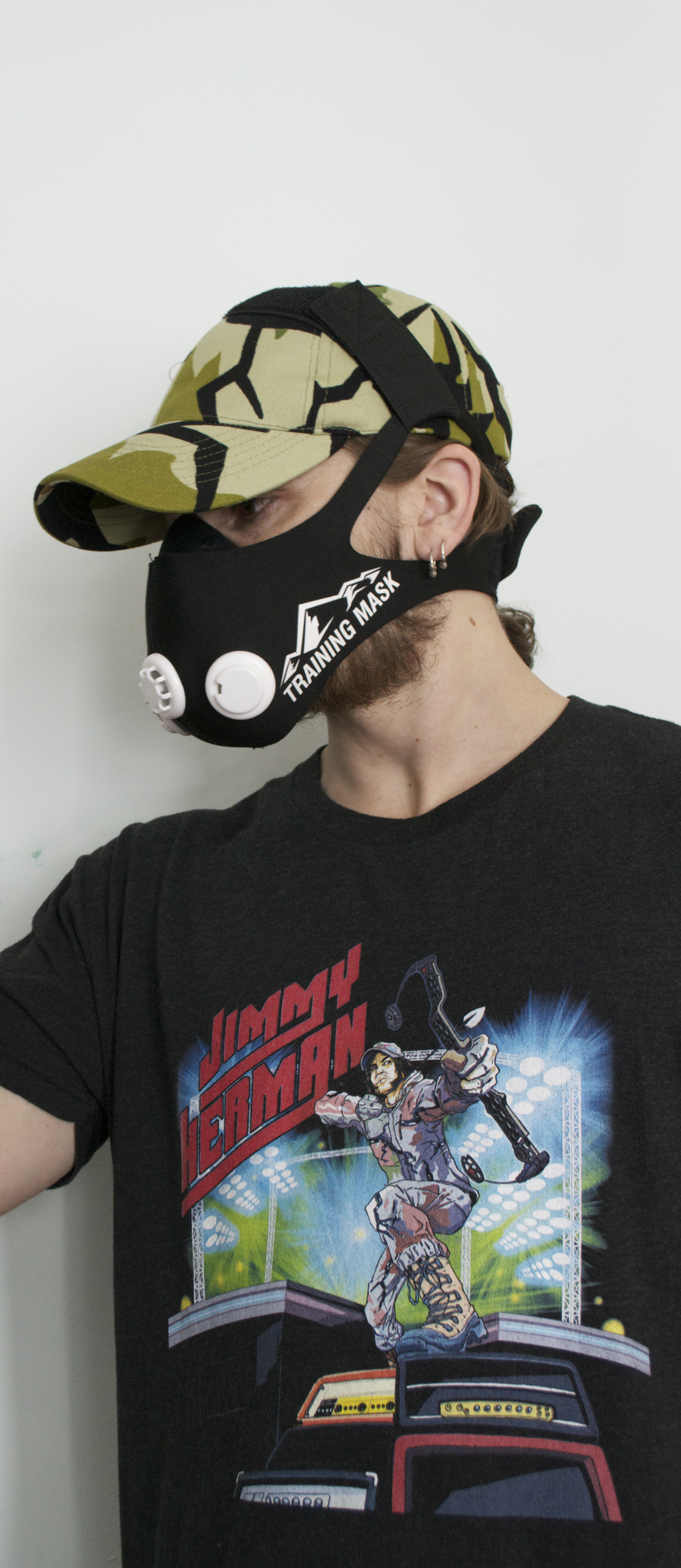 Training Mask is the best tool for high elevation training