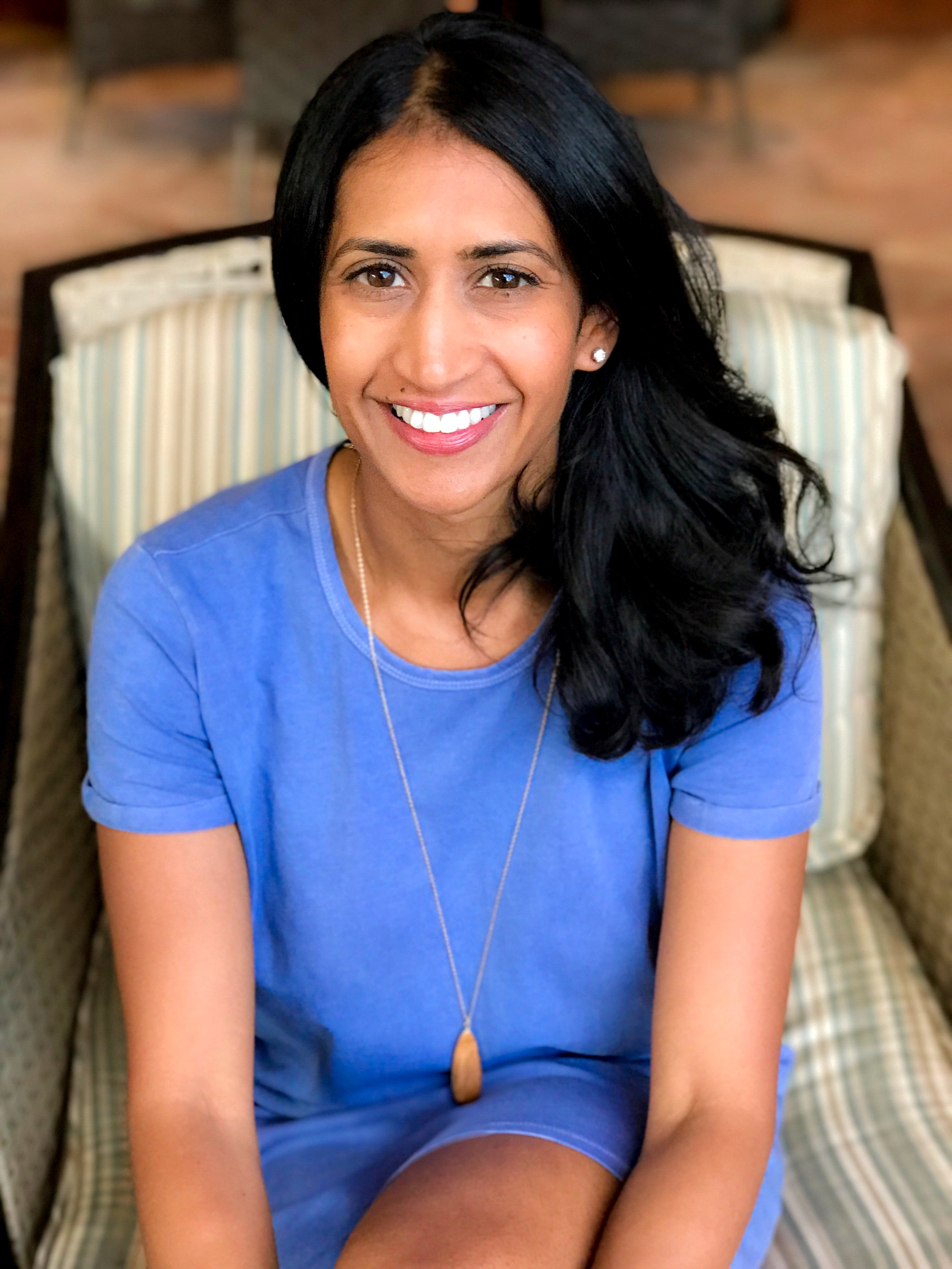 Smitha Gandra, MFT intern is a therapist at the SF Marriage and Couples Center. She offers sliding scale therapy to individuals and couples.