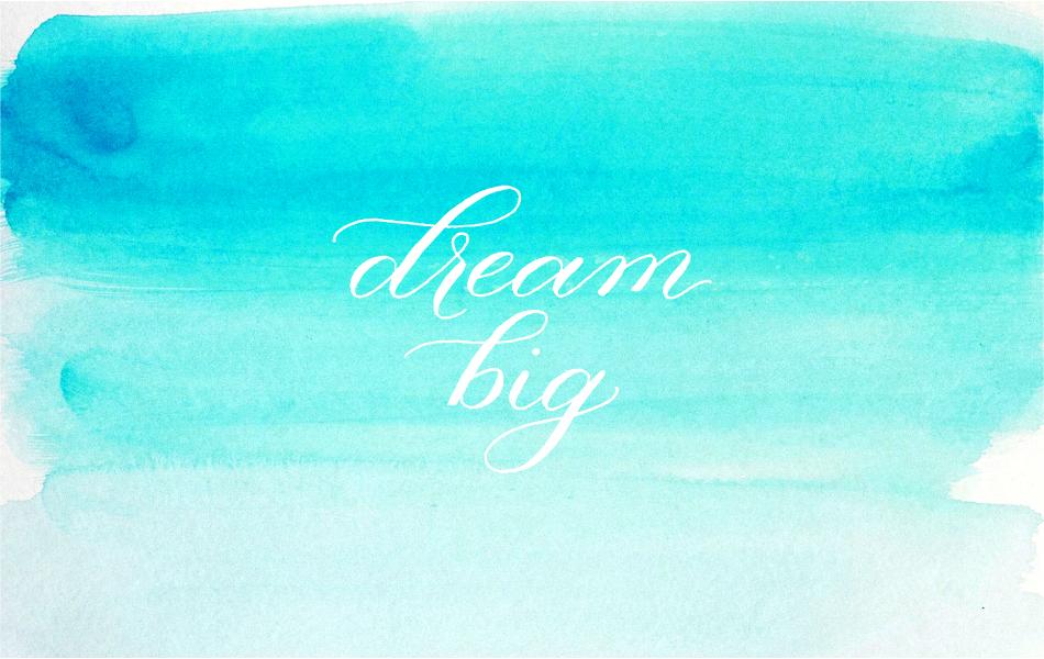 dreambigwallpaper-blueombre